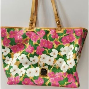 Dooney and Bourke Flower bag